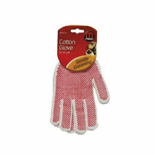 Mikki Cotton Gloves for Gentle Dog and Cat Grooming