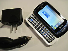 Great! LG Xpression 2 C410 Touch Camera QWERTY Bluetooth GSM Slider AT&T Phone