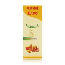 02 boxes of Turmeric Cream Vitamin E Nourish Skin Anti Scar Relief Mosquito Bite