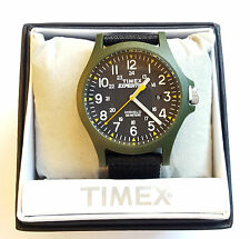 Timex TW4999800 Expedition Acadia Date 12/24 Hour Men's Watch BNIB No 5938