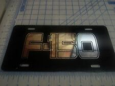 F-150 truck car/truck Tag license plate