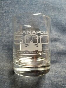 77th Indianapolis 500 May 30, 1993 Glass