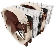 Noctua CPU Cooler NH-D15 S2011/1156/1155/1150/AM2/3/3+/FM1/2/2+ 140mm 12V Retail