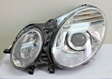 OEM 06-09 Mercedes W211 E Class Light Headlight Left Driver Headlamp Lamp