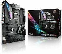 ASUS ROG STRIX Z270E GAMING WIFI, LGA 1151/Socket H4, Intel Motherboard