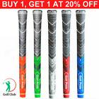 13x Golf Pride MCC Plus 4 Golf Grips Standard Midsize Blue Gray Red Full Set US