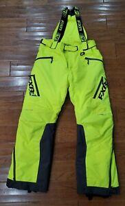 FXR Racing Women's Vertical Pro Pant. Sz 10 snow pants