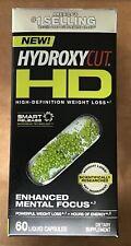 Hydroxycut HD Supplement, 60 Liquid Capsules EXPIRES Dec 16 2021