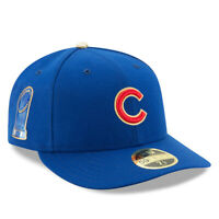 NEW ERA Chicago Cubs 59FIFTY LP World Series Champions 2016 Fitted Hat Cap MLB