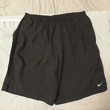 Nike Training XL Gray Shorts No Drawstrings