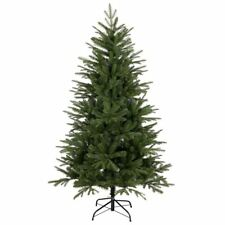180cm (6ft) Luxury Artificial Spruce Christmas Tree Realistic Xmas Indoor Pine