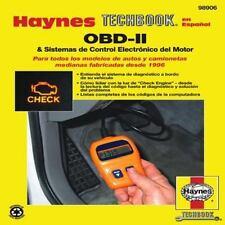 OBD-II & Sistemas de Control Electronico del Motor (Hay