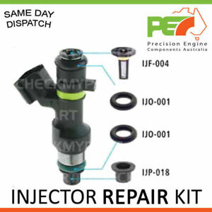 1x New * OEM QUALITY * Fuel Injector Repair Kit For Nissan Pathfinder Tiida R51M