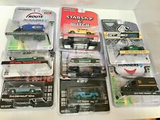 Greenlight 1/64 chase and green machine assorted listing 3rd LISTnew listing