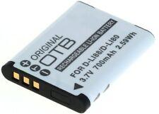 Original OTB Akku für Pentax Optio E71 / H90 / I90 / P70 / P80 / W90 / WS80 Accu