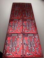 ✅ NOS Vintage 1979 BIG TRAK Rev E Original Uncut Circuit Board Milton Bradley MB