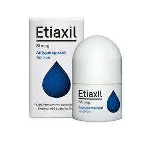 Etiaxil Strong roll-on under armpits 15 ml