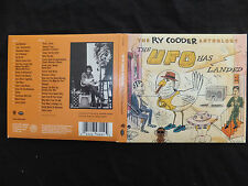2 CD RY COODER / THE UFO HAS LANDED / ANTHOLOGY /