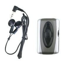 Listen Up Hearing Aid Device Spy Sound Amplifer Amplification Personal+ Headset
