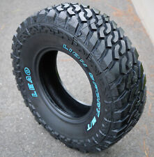 Leao Lion Sport MT LT 235/85R16 Load E 10 Ply (OWL) M/T Mud Tire
