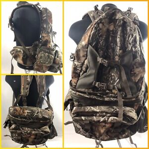Alps Outdoorz Hunting Camo Backpack Convertible Waist Belt Fanny Pack Pathfinder