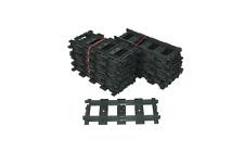 20 Lego RC Eisenbahn TRAIN 7896 Gerade Schienen 7499 60205 STRAIGHT TRACK TRACKS