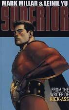 Superior by Mark Millar Graphic Novel SHELF WORN (Hardback, 2012)