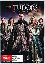 The Tudors : Season 3 (DVD, 2009, 3-Disc Set)