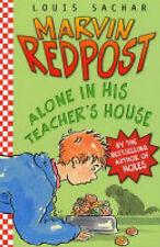 Very Good 0747562792 Paperback Alone in His Teacher's House: Bk. 4 (Marvin Redpo
