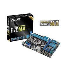 ASUS B75M-A, LGA 1155, Intel Motherboard