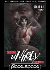(WK50) VAMPIRELLA / DRACULA: UNHOLY #1A - PARRILLO - PREORDER DEC 15TH