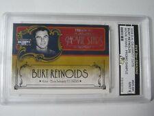 2008 Donruss Americana BURT REYNOLDS Celebrity Cuts Movie Star Promo Card Mint 9