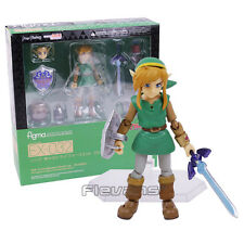 THE LEGEND OF ZELDA - A LINK BETWEEN WORLDS - LINK FIGURE (FIGMA EX#032 REPLICA)