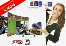 XTREAM IP*TV +8900 LIVE CHANNELS & +8000 VOD ANDROID SMART TV WORLD HD 365 DAYS