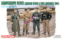 DRAGON 6088 1/35 '39-'45 KAMPFGRUPPE PEIPER (JOACHIM PEIPER&STAFF ARDENNES 1944)