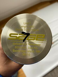 """Sage TCX7126-4 12'6"""" Line 7 Fly Rod Preowned Fantastic"""