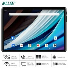 MLLSE Tablet, Octa Core Processor, 6GB RAM, 64GB Storage, Android 9.0 Pie,10inch
