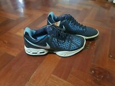 Nike Cage Air Max Tennis Shoes  Blue - Size US 10