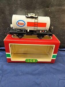 LGB 4040-E Esso Short Single Dome Tank Car