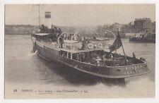Dieppe, Le Sussex dans l'avant-Port LL 93 Postcard, B253