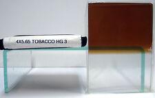 "Tiffen 4x5.65"" Tobacco 3 Hard-Edge HE Graduated Filter (Vertical) Grad Filters"