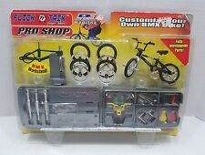 Rare Flick Trix Finger Bikes Pro Shop RL Redline - Sealed and New