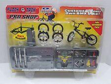 Rare Flick Trix Finger Bikes Pro Shop RL Redline - Sealed and New