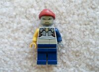 LEGO Star Wars Clone Wars - Rare - Pirate Shahan Alama Minifig - From 8128