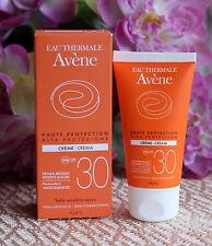 Avene Sun Cream SPF30. For Sensitive Skin 50ml /1.69fl.oz