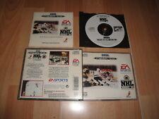 NHL HOCKEY '94 DE EA SPORTS PARA LA SEGA MEGA CD MEGA-CD USADO COMPLETO