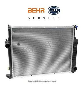 For BMW E36 325i 325is 328i 328is 3-Series Radiator Behr OEM