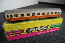 Schicht Städteexpress - Personenwagen 2. Klasse deutsche Reichsbahn - Spur H0