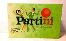 Partini an Adult Party Board Game by Parker Brothers 2008