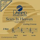 Внешний вид - Casting Crowns - Scars In Heaven - Accompaniment / Performance Track - New
